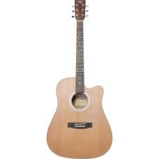 AW-52CD WEST gitara ABX GUITAR