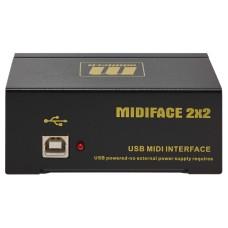 MIDITECH MIDI face 2x2