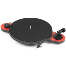 Pro-Ject Elemental OM5E - Red/Black
