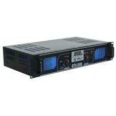 Skytec SPL 1000MP3, stereo zosilovač, MP3/SD/USB, 2x 150W