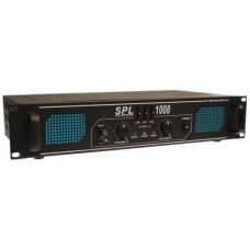 Skytec SPL-1000, PA zosilovač