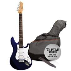 Elektrická kytara paket Ashton AG232 TDB Pack