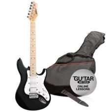 Elektrická kytara paket Ashton AG232 MBK Pack