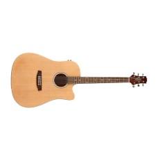Elektroakustická kytara Ashton D20CEQ NT