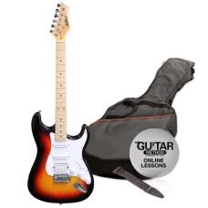 Elektrická kytara paket Ashton AG232 MTSB Pack