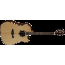 Cort AS-M5 NAT akustická gitara s púzdrom