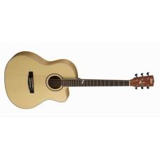 Cort JADE2 NS akustická gitara s púzdrom
