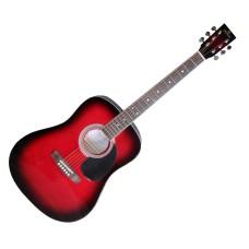 Akustická kytara Pecka DP-2 RB