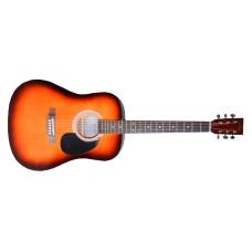 Akustická kytara Pecka DP-2 SB
