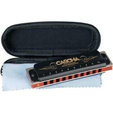 Cascha Professional Blues Harmonica in A