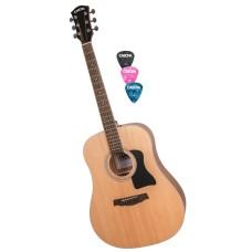 Cascha HH 2073 Dreadnought Acoustic Guitar