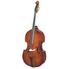 Stentor Double Bass 1/2 Student I Ebony Fingerboard